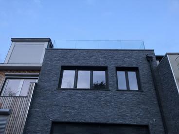 Garde de corps vitres à Strombeek-Bever